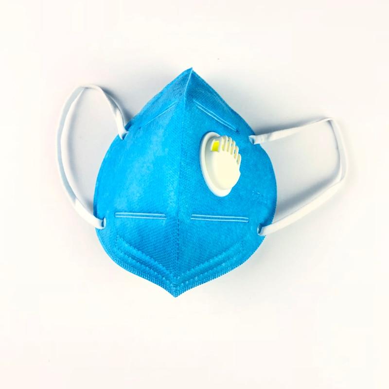 n95 mask blue