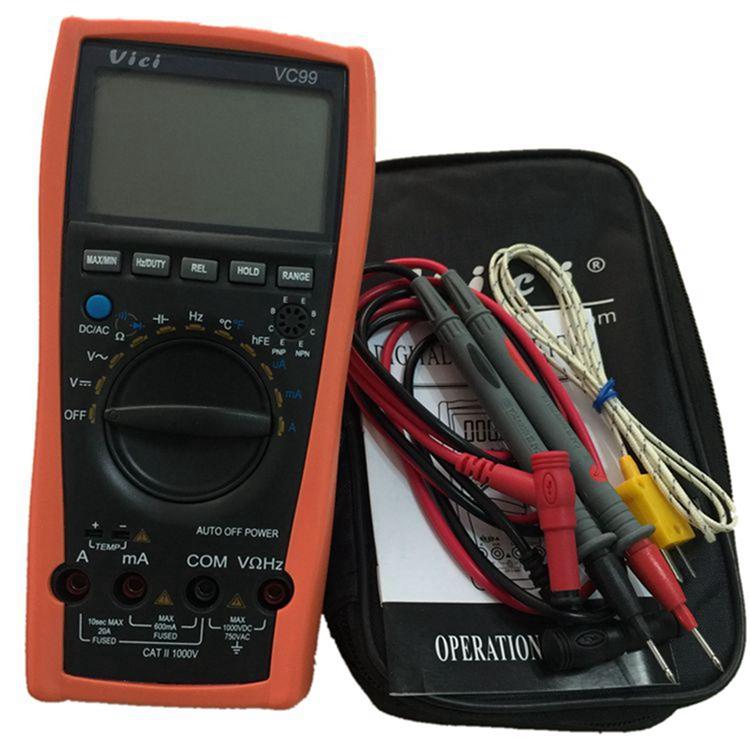 VC99 Digital Multimeter (7)_
