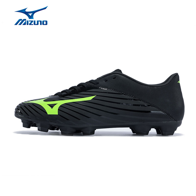 MIZUNO Men's BR 103 MD Soccer Shoes Cushioning Breathable Support Sports Shoes Sneakers P1GA166435 YXZ045 2008 donruss sports legends 114 hope solo women s soccer cards rookie card