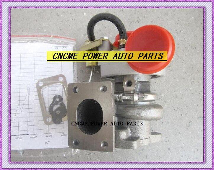 TURBO TD04-12T 49177-03140 49177-03160 Turbocharger For Mitsubishi Pajero L200 Bobcat S250 Skid Steer Loader Kubota V3300-T 3.3L (5)