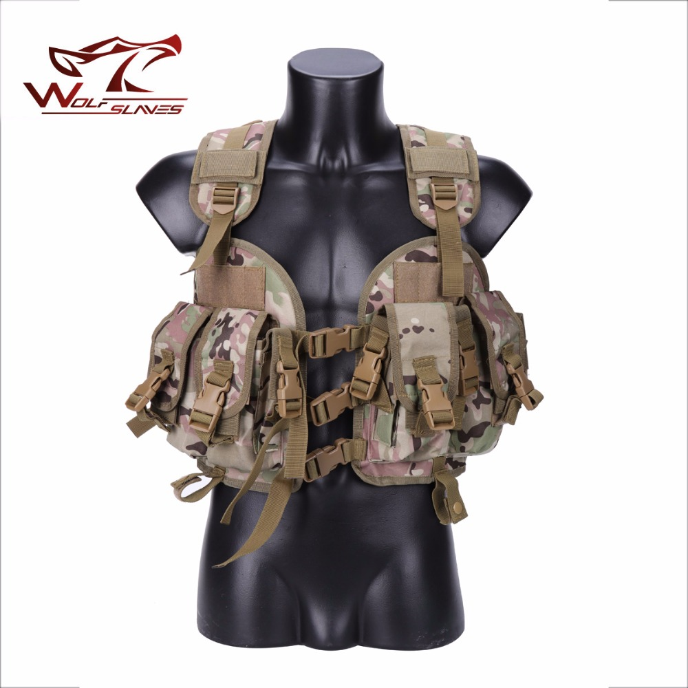 Haute qualité 97 sceau armée tactique gilet Airsoft militaire gilet pour CS Wargame Combat gilet