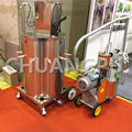 Calf Acidified Milk Tank with Heating, Warm Keeping, Stirring and Wheels