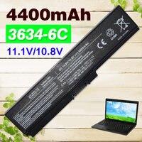 5200mAh 6 Cells Laptop Battery For Toshiba Satellite A665D C640 C640D C645D C650 C655 C655D C660