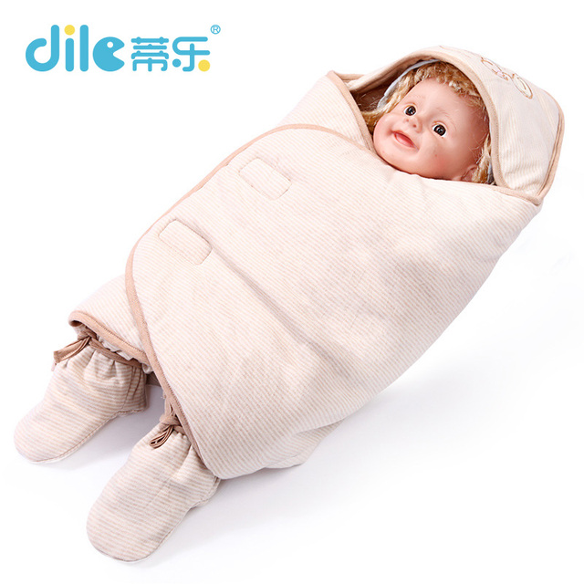 2016 new hot padrão elefante criança cobertores cobertores do bebê terno de algodão de cor sólida moda nascido 0-6meses receber cobertores