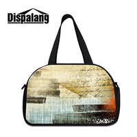 Dispalang Hot Sale Women Travel Bags For Trip Newly Design Men Hand Luggage Travel Duffle Bag