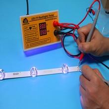 0 320V פלט LED טלוויזיה תאורה אחורית בוחן LED רצועות מבחן כלי עם תצוגת מתח וזרם כל LED יישום