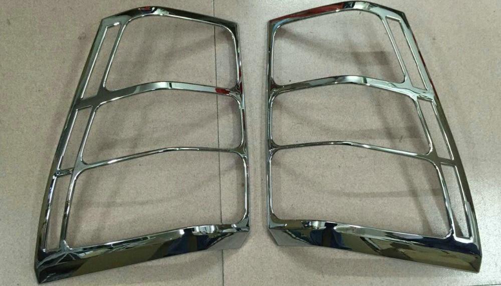Prix pour Car Styling Chrome Tail Couverture Légère Pour Suzuki Grand Vitara 2005-2012