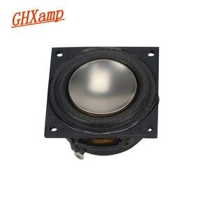 Image 2 - 4OHM Mini hoparlör neodimyum 1.25 inç tam aralıklı 34*34mm için büyük hacimli Bluetooth cep boynuz DIY 6W