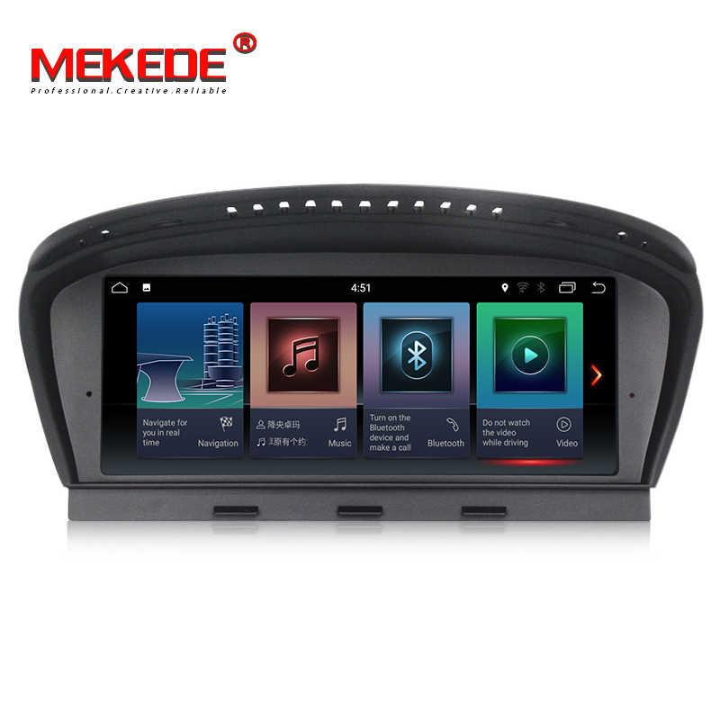 MEKEDE HD 6 ядро ID7 Android 8,1 2 + 32G автомобиль радио мультимедиа плеер для BMW 5 серии E60 E61 E63 E64 E90 E91 E92 CCC CIC системы