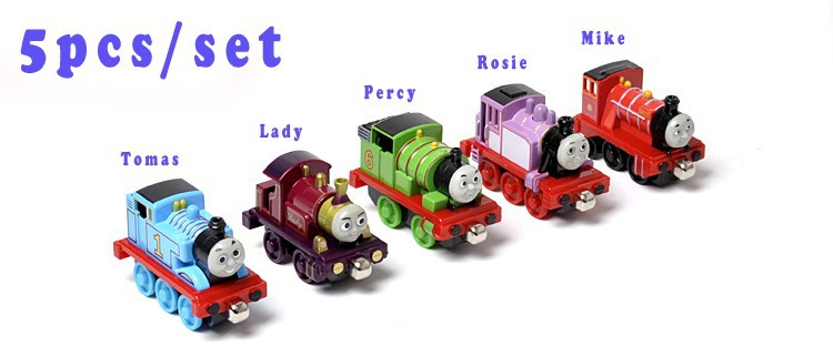 5pcslot-Diecast-Metal-Thomas-and-Friends-Train-The-Tank-Engine-Trackmaster-Toys-For-Children-Kids-Lady-Roise-Percy-Mike-2