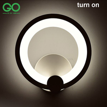LED Wall Lights 12W 16W Living Room Bedroom Ceiling Lamps