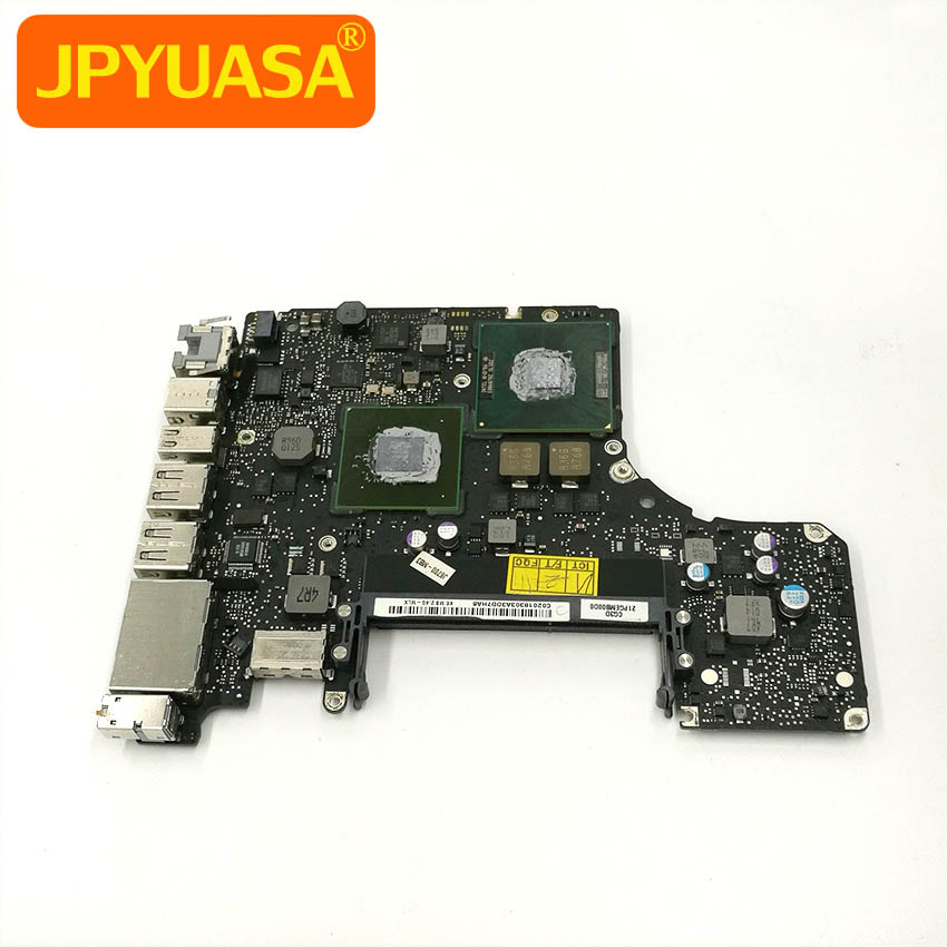 все цены на For Macbook Pro A1278 Motherboard (Logic Board) Core 2 Duo 2.4GHz P8600 820-2879-B 661-5559 онлайн