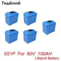 Cena fabryczna bateria litowa 12v 100ah lifepo4 pakiet 12v 100ah akumulator litowo żelazowo fosforanowy w Akumulator do rowerów elektrycznych od Sport i rozrywka na