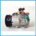6SB16C compresseur de voiture ac adapté pour kia 8C41 0280 97701 1R000 6PK 12 V 125 MM|for kia|for car|  -