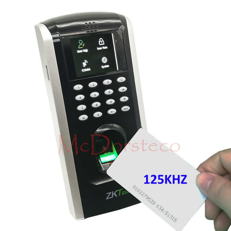 SF200 Biometric fingerprint Door Access Control TCP/IP wiegand output fingerprint and RFID Card Door Security Controller ZK F7 zk tcp ip wifi network wiegand reader fingerprint reader biometric access controller