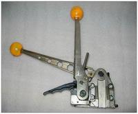 100% 새로운 SMK-25/13 수동 조합 sealless 스틸 핸드 달아서 도구  13-25mm 스틸 스트립에 대 한 철강 달아서 bander 기계