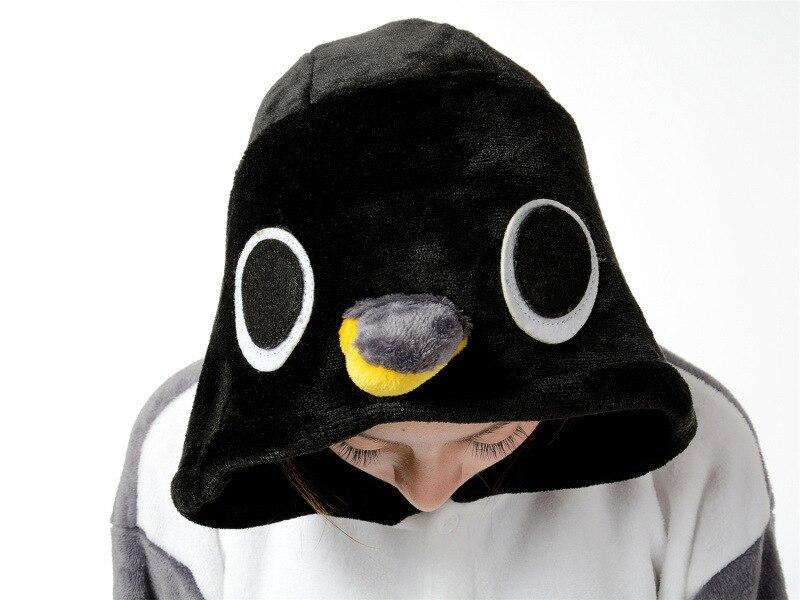 83b912eed0 Funny Animal Costume Pajamas Onesies Flying Penguin For Adult Men And Women  One Piece Onesie Pajamas Sleepwear Jumpsuit on Aliexpress.com