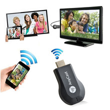 HIPERDEAL WiFi Display Allcast Wifi Display HDMI 1080P TV Dongle Receiver Fits Smartphone Laptop TV Display