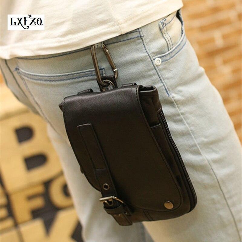 მამაკაცის წელის ჩანთა ჩანთა პაკეტის მოტოციკლი ორთქლის პანკის ქამრის ჩანთის პაკეტი წელის ჩანთები ტომარა ბანანი