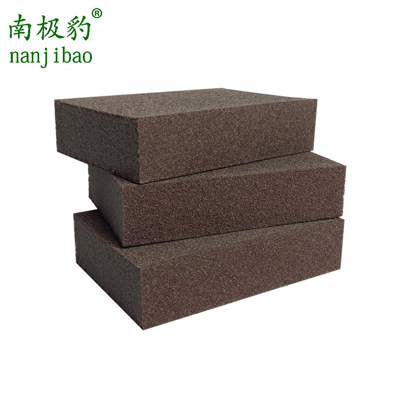 3pcs/lot High Density Nano Emery Magic Melamine Sponge For Cleaning Household Kitchen Sponge Removing Rust Rub 100*70*25mm
