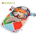 Высокое качество детские игрушки играть мат Tapete Infantil ползать упражнение игры новорожденных подарок деятельность тренажерный зал коврик ковров 0 - 2 год