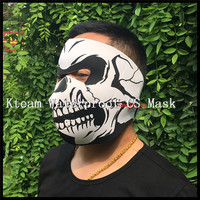 Original Ghost Masks Skull Balaclava Paintball Costume Outdoor CS Helloween Airsoft Hunting Cycling Army Tactical Full Face Mask