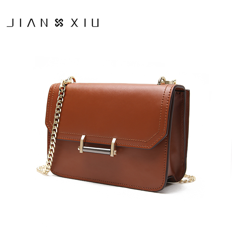 Women Messenger Bags Sac Bolsa Bolsas Bolsos Mujer Tassen Shoulder Crossbody Chain Borse Bolso 2017 New Retro Small Leather Bag women messenger bags shoulder crossbody genuine leather bag bolsas bolsa sac femme bolsos mujer tassen bolso fashion small bag