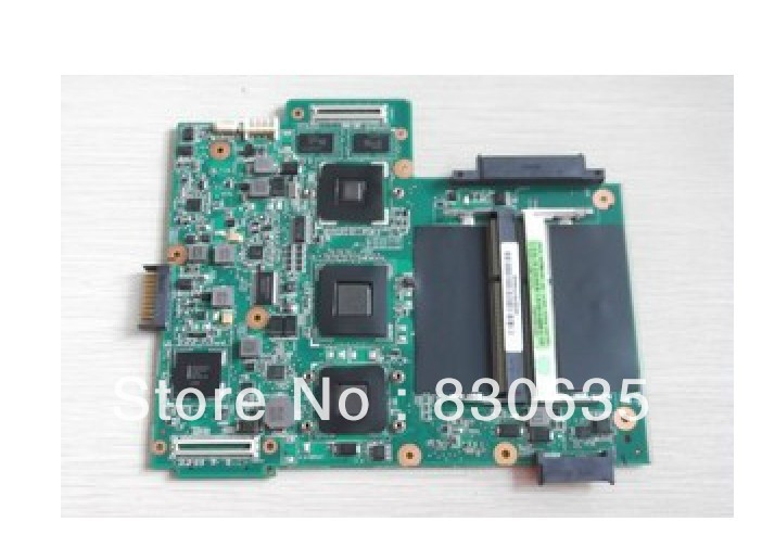 UL50 motherboard tested by system LAPTOP CASE