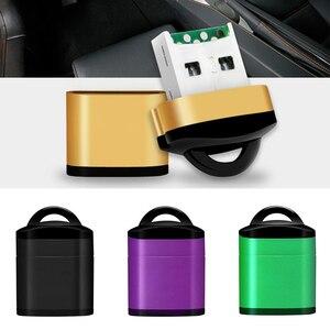 Пластиковая крышка для ПК и ноутбука, камера для телефона, Micro SD, TF, карта памяти, высокоскоростной мини USB 2,0 кард-ридер
