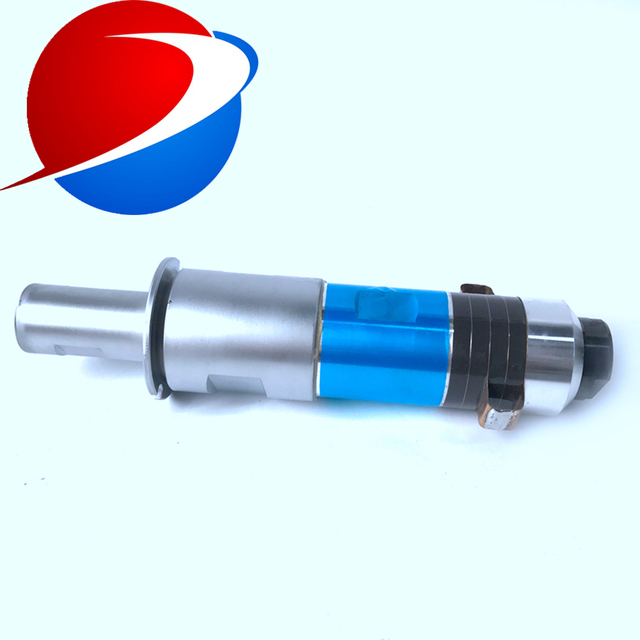 20khz Ultrasonic Welding Transducer and Booster use For Nonwoven Fabric Face Mask N95 Mask