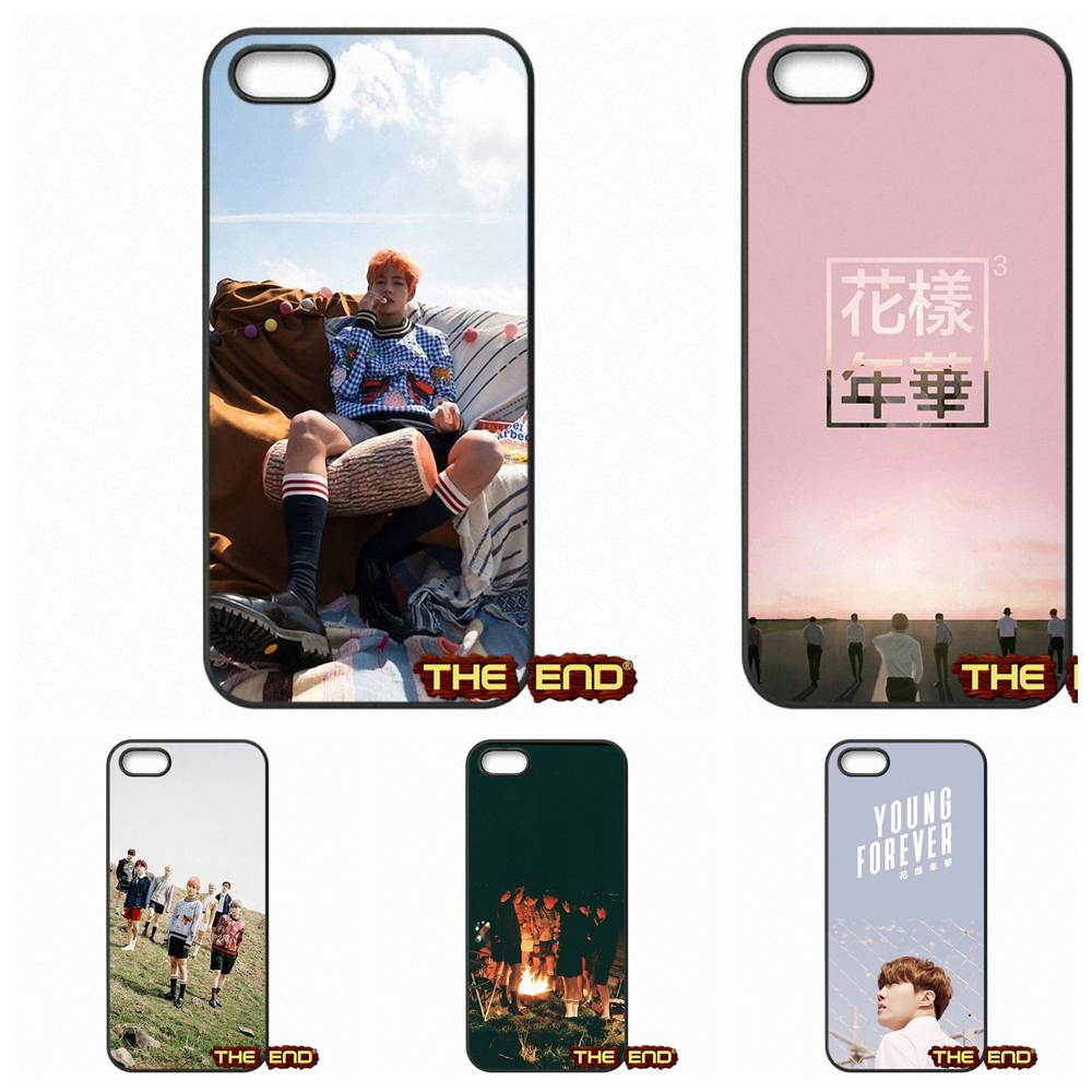 BTS Forever Young Special Album Cell Phone Cases Covers For Apple iPod ...