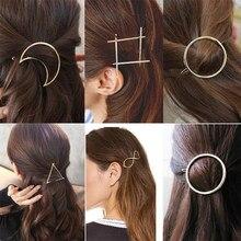 efa1b3c4e6 BISI GORO cat moon star alloy women hair bands 2019 fashion korean style  girls hairpins Metal
