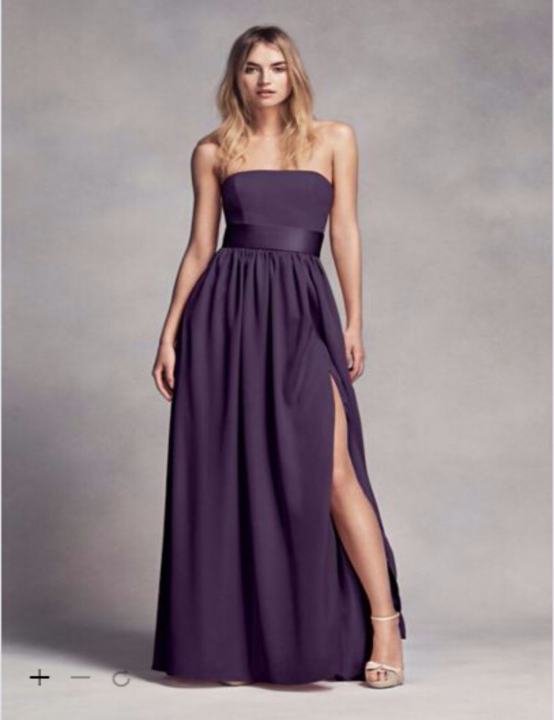 2016 bridesmaid dresses long strapless bridesmaid dress with belt 2016 bridesmaid dresses long strapless bridesmaid dress with belt vw360307 gowns in bridesmaid dresses from weddings events on aliexpress alibaba ombrellifo Image collections