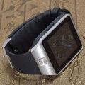 Relógio smart watch gt08 com slot para cartão sim empurre mensagem gt88 conectividade bluetooth telefone android relógios inteligentes ips gprs criança