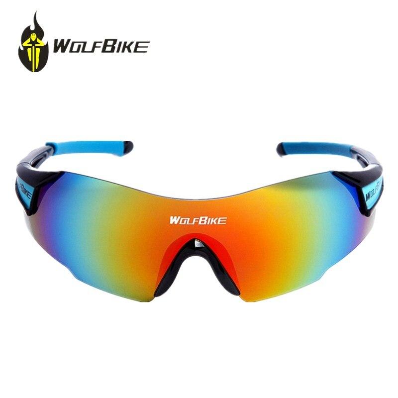 7f2ee215164c WOLFBIKE солнцезащитные очки ciclismo Велосипеды очки gafas Мотокросс 2016  Езда на велосипеде очки Cycing спортивный ветрозащитный очки