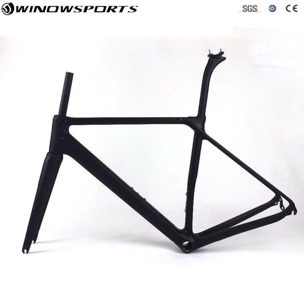 Bicycle Frameset Carbon-Road Road-China Superlight V-Brake No Winow