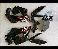 Fairings Injection For YAMAHA XJ6 Yamaha XJ6 2015 2016 life and right ZXMT black Bodywork Fairing
