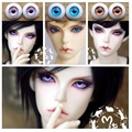 1Pair High Quality Doll Acessories Acrylic Doll Eyes 12MM Eyes BJD 14MM