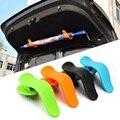 1 Par Mala Do Carro Universal Suporte De Montagem Titular Guarda-chuva Clipe Gancho Interior Moda Multifuncional Prendedor Acessório