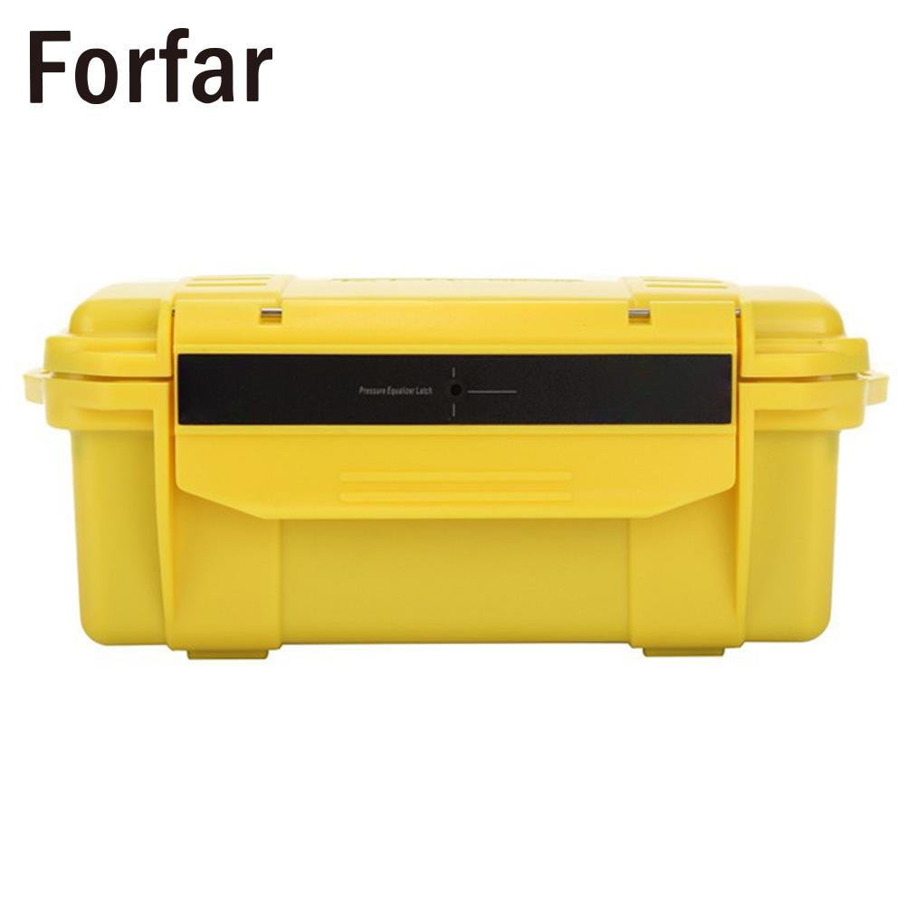 Anti Fall Survival Kit Outdoor Tool Box Camping Toolbox Durable First Aid Survival Box Tool Box Survival Outdoor Tool