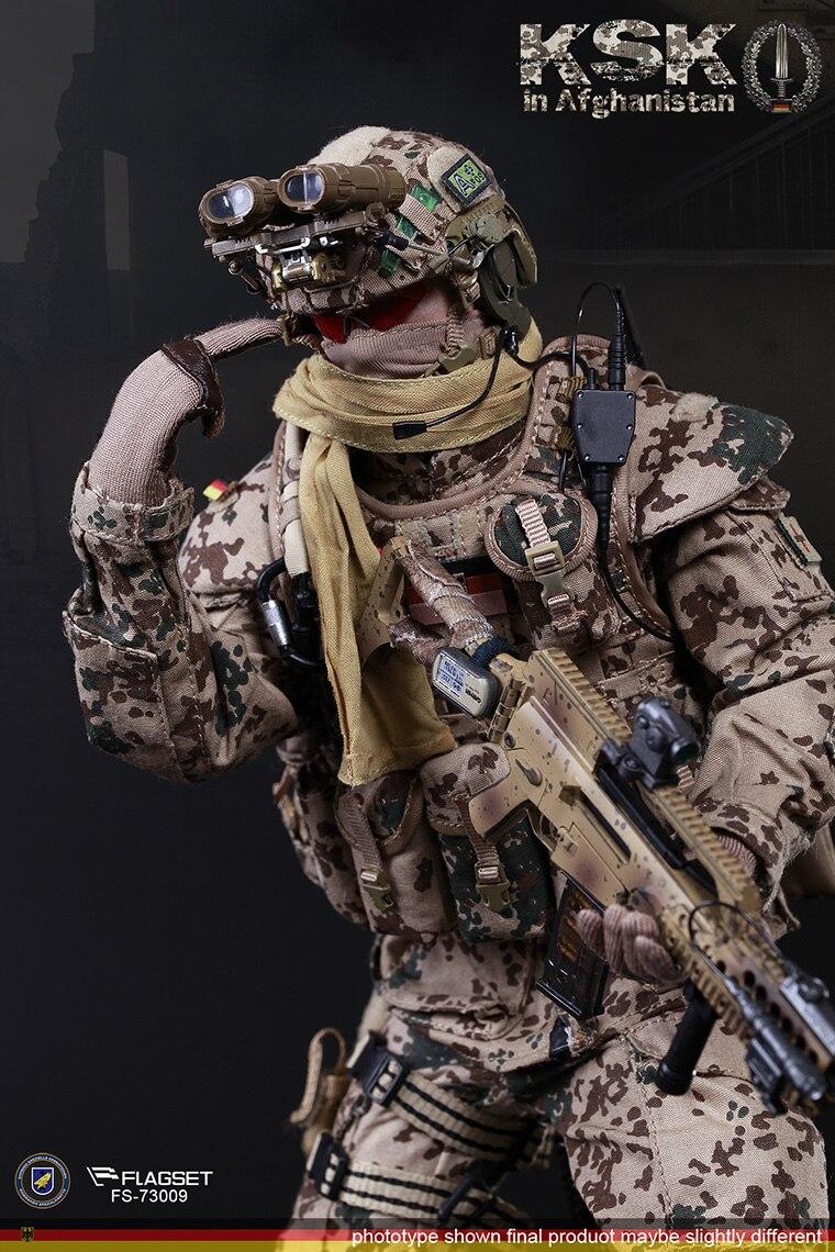 ASSAULTER 1//6 Scale Figure 12/'/' Badges for FLAGSET FS 73009 KSK in Afghanistan
