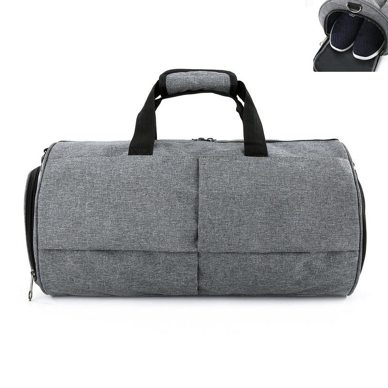 2019 Frauen Männer Unisex Reisetasche Gepäck Handtasche Hohe Qualität Schulter Tasche Crossbody Totes Kurze Reise Seesack Paket