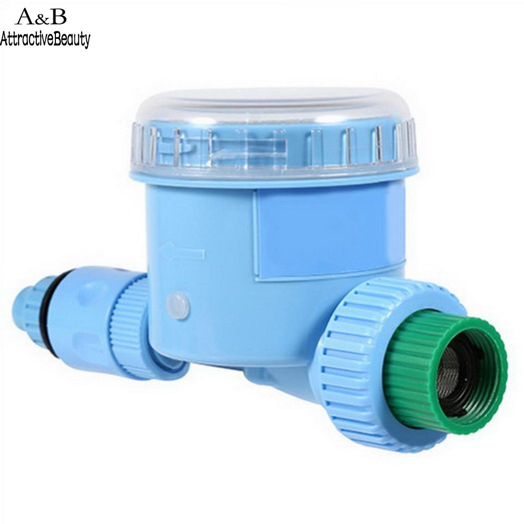 Electronic Garden Water Timer Solenoid Valve 0-400 KPA Irrigation Automatic 0-40 Degrees Celsius Controller(China)