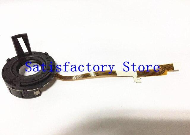 Câble flexible de groupe douverture dobjectif pour Canon EF-S 60mm 60mm f/2.8 pièce de réparation USM