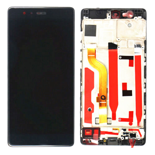 For Huawei P9 Standard EVA-L09 EVA-L19 Digitzer LCD Display + Touch Screen Assembly Frame Free ToolsFor Huawei P9 Standard EVA-L09 EVA-L19 Digitzer LCD Display + Touch Screen Assembly Frame Free Tools