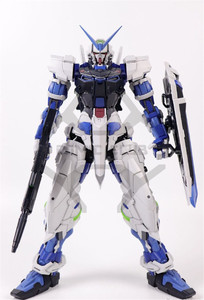 Image 4 - COMIC CLUB IN STOCK in stock Nillson pg 1/60 Gundam seed Astray BLUE Frame with Cannon assembly action figure toy