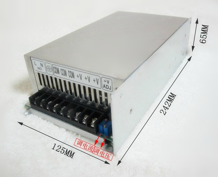 220V to DC 150V 3A,  550W  Switching Power Supply , DC  power adapter ,Monitor power supply hfp3205 to 220