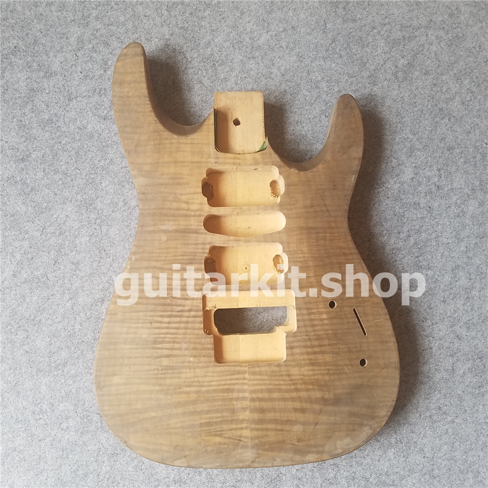 Afanti Music DIY guitar / DIY Electric guitar body (G103) цена