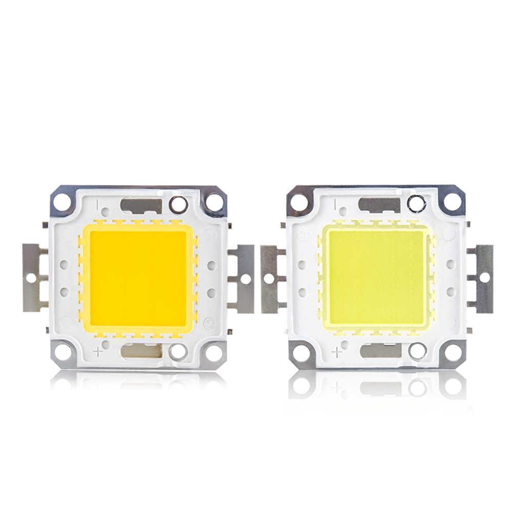 Weiß Warm Weiß LED Chips DC 12V 36V High Power LED COB Projektor Matrix Chip für Scheinwerfer Flutlicht 3W 10W 20W 30W 50W 100W