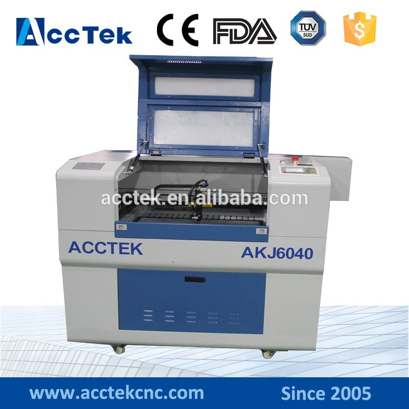 600*400 Laser Engraving Machine For Glass Price